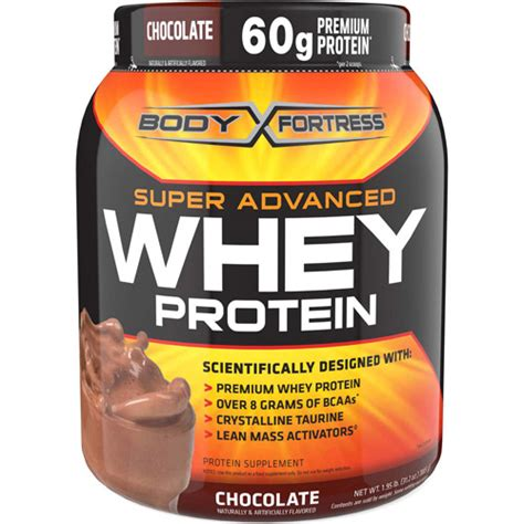 Stores Like Container Store by Body Fortress Super Advanced Whey Protein Powder