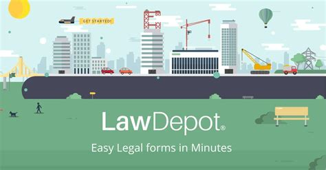 legal documents forms contracts lawdepot
