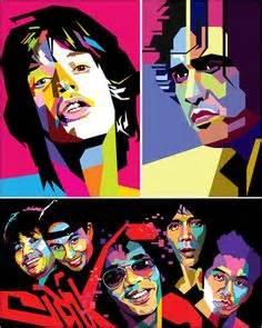 desain grafis huruf p 1000 images about pop art portraits on pinterest pop