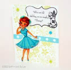 stuff n such by vintage birthday card