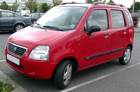 Suzuki Wagoon Suzuki Wagon R Archives The About Cars