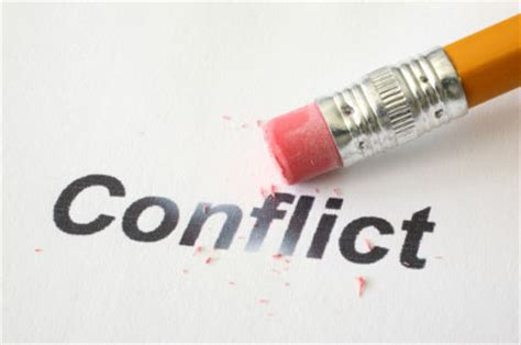 resolving conflict in the church