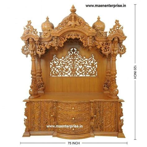 big wooden temple designs for home big wooden temple design for home decoration mandir buy