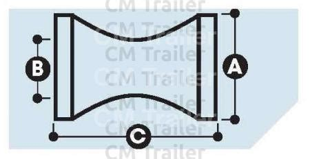 boat trailer rollers new zealand boat rollers all products cm trailer parts new