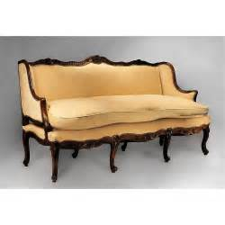 18th c provincial r 233 gence canape or sofa from