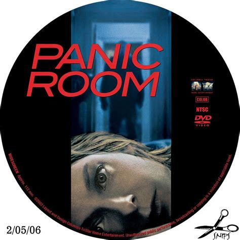 Room Dvd by Panic Room Custom Dvd Labels Panic Room 001 Dvd Covers