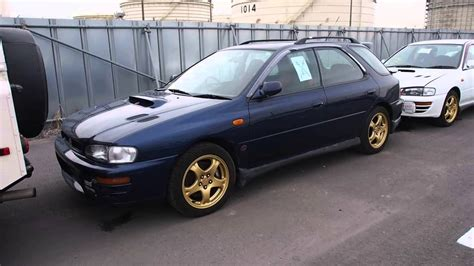 subaru station wagon 1996 subaru impreza station wagon pictures information
