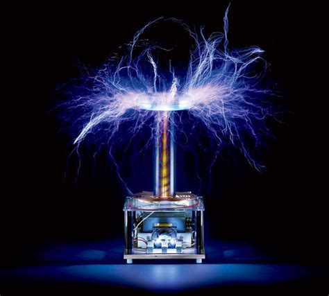 Tesla Coil Wallpaper Teslacoil