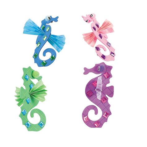 seahorse crafts for seahorse craft kit trading