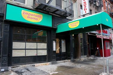 Empanada Hell S Kitchen Reopen empanada set to reopen on ninth avenue a year after