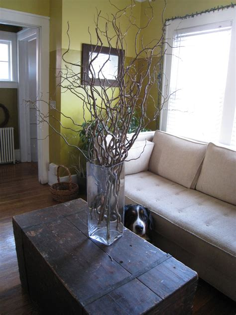 decorating decorative tree branches with natural curly willow curly willow branch home decor merrypad