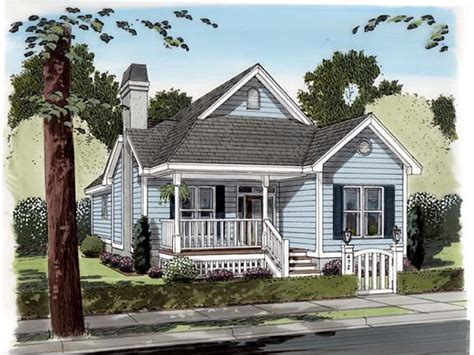 Cottage House Plans For Narrow Lots by Narrow Lot House Plans With Front Garage Narrow Lot House