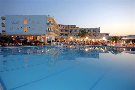 Hotel Aphrodite Beach Club in Crète  Heraklion   Jetair   Jetair devient TUI