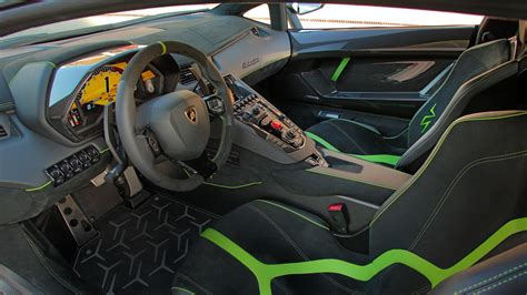lamborghini inside 2017 lamborghini aventador sv 2015 review by car magazine