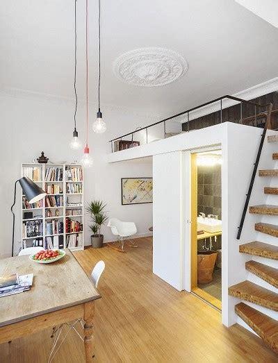 kleine wohnung einrichten ideen die kleine wohnung einrichten mit hochhbett freshouse