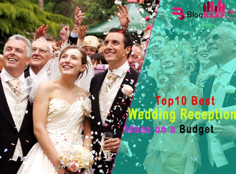 great wedding gifts on a budget top 10 best wedding reception ideas on a budget