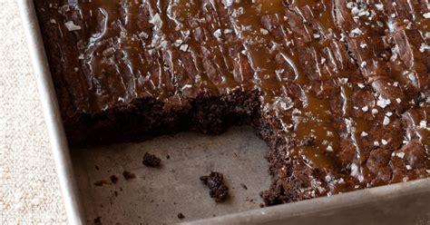 salted caramel brownies recipes barefoot contessa