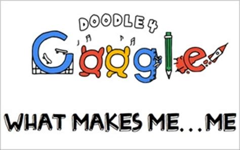 doodle 4 theme 2015 doodle 4 wants to what makes you unique 10 19 2015