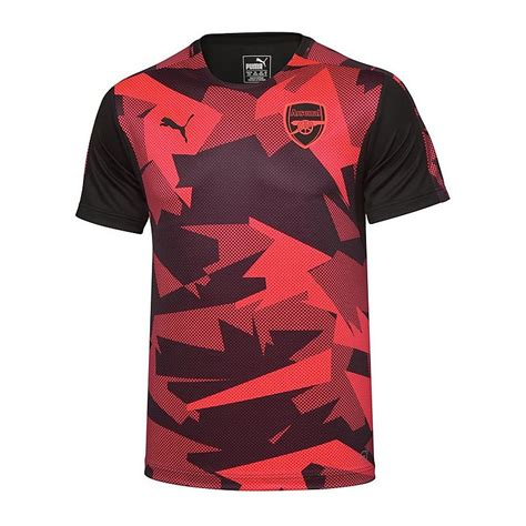 Kaos Arsenal New Arsenal 10 arsenal 17 18 third junior camo stadium shirt official