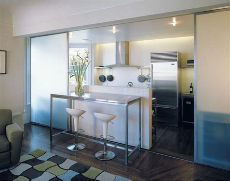 Kitchen Living Room Separation Ideas Interior Partitions Room Zoning Design Ideas