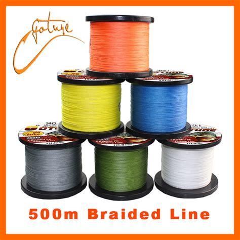 Pe G Tech Braid 60 Lb Pe 6 Diameter 0 31mm Laris 6 color 4 stands pe braided fishing line 500m multifilament 8 10 20 30 40 65 80 lb line for