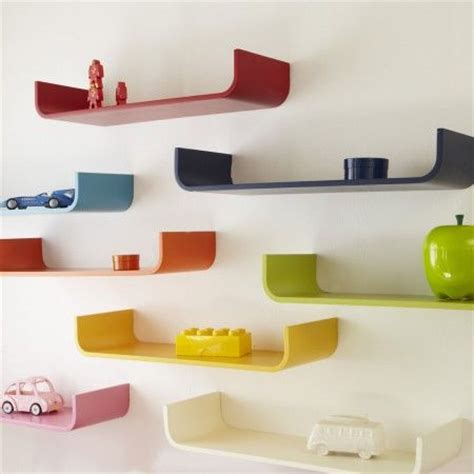 kids bedroom shelves tessera curved shelf the sky blue shelf would look lovely in my son s bedroom