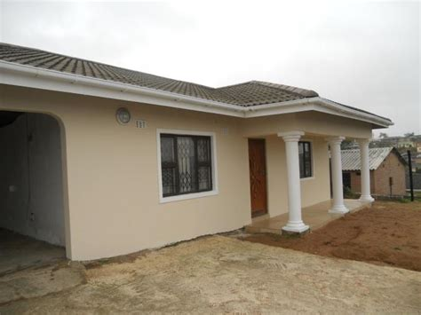 3bedroom Floor Plan by 2 Bedroom House For Sale For Sale In Umlazi Home Sell