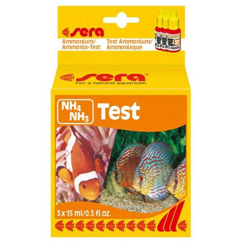 sera nh4 nh3 ammonia test kit discus madness