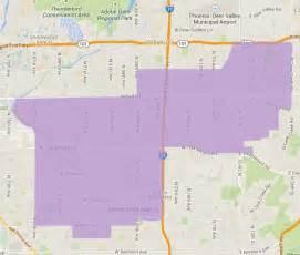 arizona legislative district 20 map