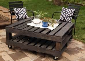 Outdoor Furniture With Pallets by 21 Ways Of Turning Pallets Into Unique Pieces Of Furniture