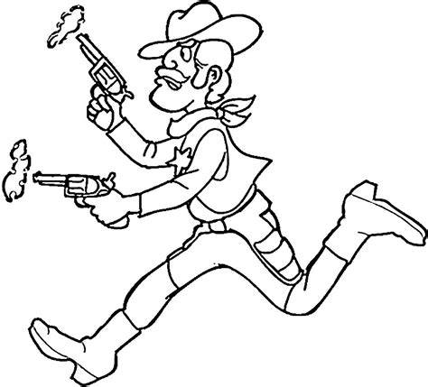 Printable Cowboy Coloring Pages Coloring Me And Cowboy Coloring Pages Printable