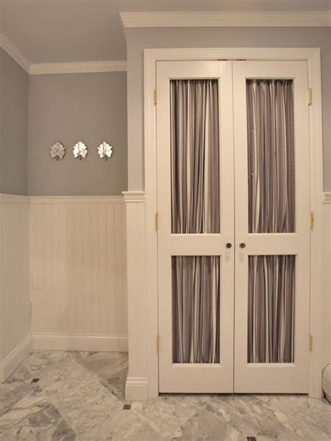 Alternatives To Bifold Closet Doors Alternative To Bifold Door Houzz