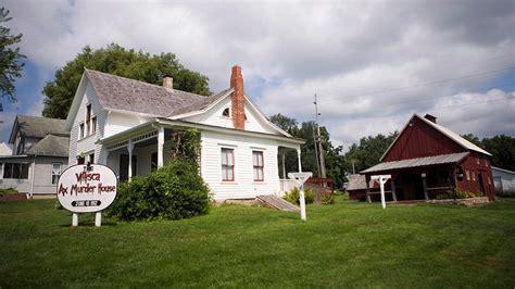 villisca axe house villisca ax murder house haunted destination of the week travel channel travel
