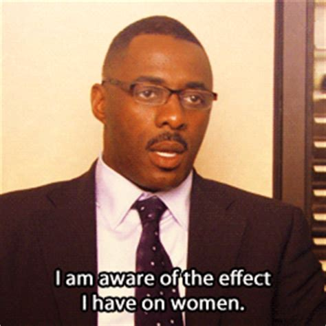 Idris Elba The Office by Idris Elba Gif Find On Giphy