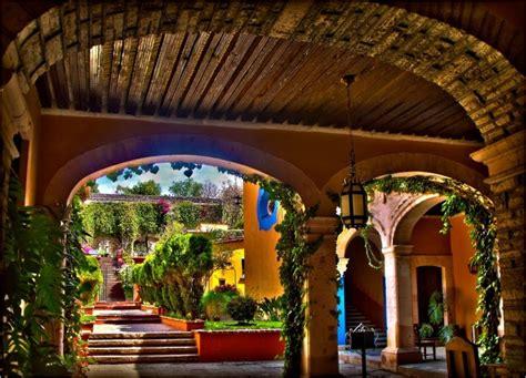 Midwest House Plans hacienda guanajuato mexico antonio rambl 233 s travels