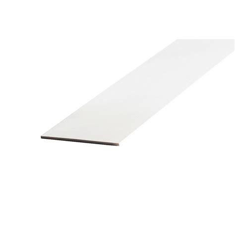 Kape Plat Pvc 7 chlat en pvc blanc 50 x 2 mm l 2 60 m leroy merlin