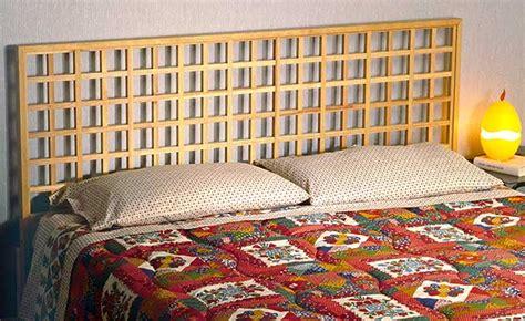 testiere letto legno testiera letto fai da te 8 soluzioni diverse in 94 foto