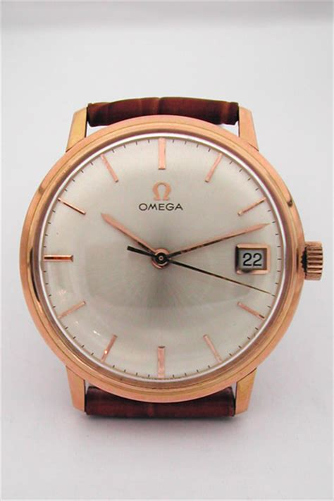 montre omega or ancienne