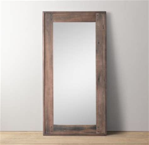 Restoration Hardware Floor Mirror by 17 Best Images About Mirror Mirror On The Wall On