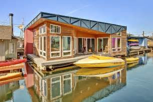 floating homes lake union floating home
