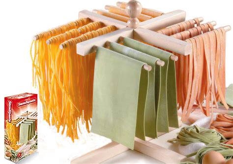 Fresh Pasta Drying Rack by Imperia Stendipasta Rack The Bake And Brew Shop