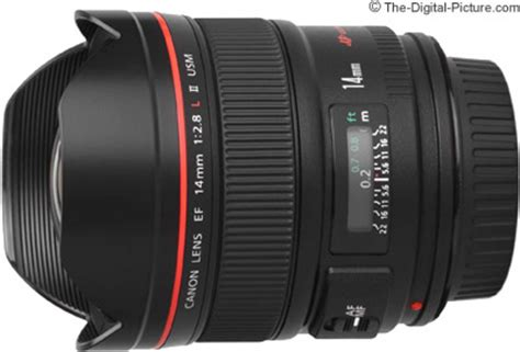 canon ef 14mm f/2.8l ii usm lens review