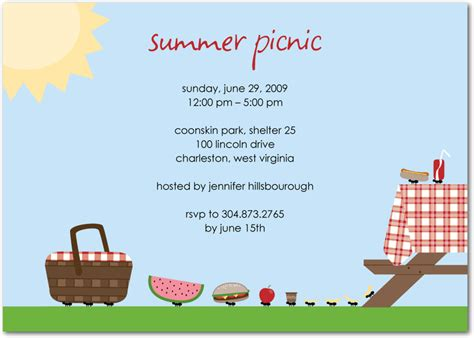 Cupcakes Kisses N Crumbs Picnic Party Free Picnic Invitation Template