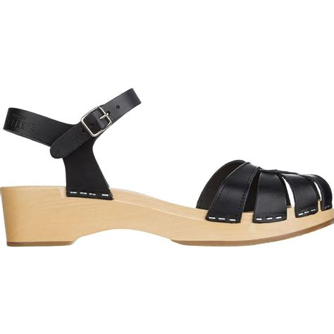 swedish hasbeens cross debutant sandal s backcountry