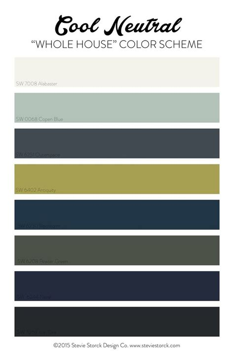 1000 images about paint whole house color palette on 1000 images about color ideas on pinterest paint colors