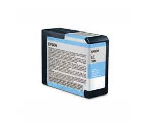 Alvacia Epson 80ml Light Cyan epson t580500 ultrachrome light cyan ink 3880 3800 fotoclub inc