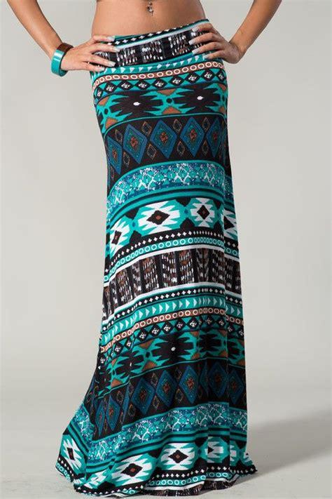 best aztec maxi skirt photos 2017 blue maize