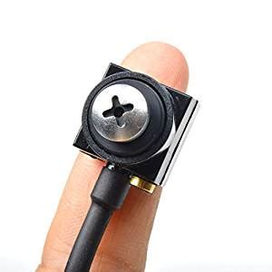 amazon.com : corprit mini hidden hd 600tvl cmos lens cctv