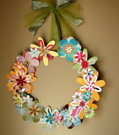 handmade wednesday's: spring craft ideas