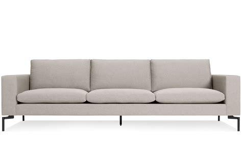 sofa standard new standard 104 quot sofa hivemodern com